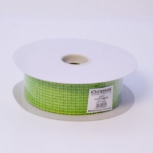 JUTE RIBBON  APPLE GREEN  6313